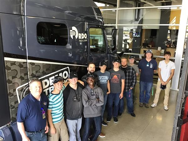 Diesel Technology Is Growing Segment Of Area School's Career & Technical Center