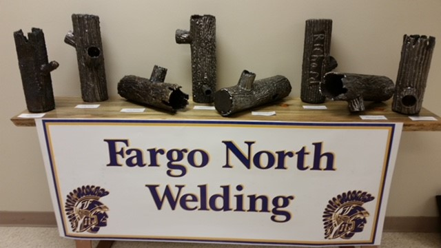 Fargo North Welding Projects
